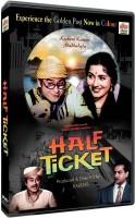 Half Ticket (Colour)(DVD Hindi)