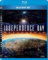 Independence Day 2 : Resurgence(3D Blu-ray English)