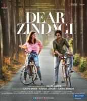 Dear Zindagi(Blu-ray Hindi)