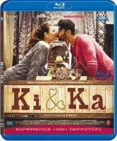 KI & KA(Blu-ray Hindi)