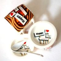 SunPower Mug Ceramic Mug(300 ml, Pack of 6)