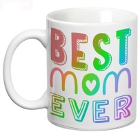 Prithish Best Mom Ever Ceramic Mug(330 ml)