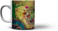 The Indian Coffee Ceramic Mug