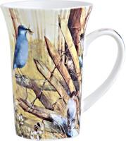 Aspirationz Az-ME-1884 Bone China, Porcelain Mug(390 ml)