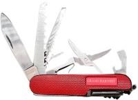 Rudham Grand Harvest Tool Kit 11 Multi-utility Knife(Red)