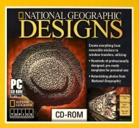 Topics Entertainment National Geographic Designs(1 CD-ROM)