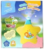 AV Shop Little Angel's Music Projector(Yellow)