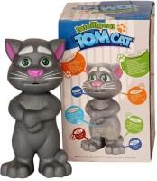 Homeshopeez Musical Talking Cat(Grey) thumbnail