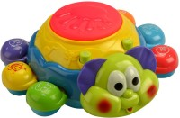 MeeMee Colourful Bubbly Beetle-musical Toy(Multicolor)