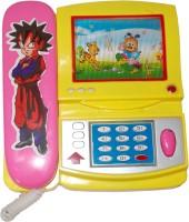 Giffi Cartoon Phone(Yellow)