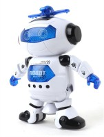 Bandwagon Dancing Robot(White, Blue)