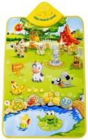 Little Grin yiqu Super Farm Musical carpet for baby toddler kids(Multicolor)