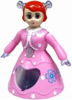 DEALJET dora musical doll for kids(Pink)