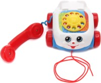 Fisher-Price Chatter Telephone(Multicolor)