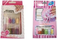 Opoola Nail art Decoration kit(Multicolor)