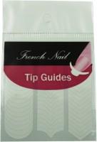 SENECIO� DIY French Tip Guide Manicure Nail Art Decorations Form Fringe Sticker Stencil Style-2(white) - Price 129 74 % Off