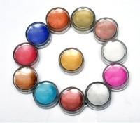 AARIP 12 Color Flocking Velvet Powder(Multicolor) - Price 179 79 % Off