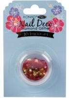 Konad Pro Nail Deco Diamond Glitter Set(Pink)