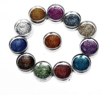 AARIP 12 Color Professional Nail Art Glitter(Multicolor) - Price 199 86 % Off