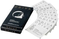 Odiva Nail Remover Wipes (2 Packs Of 10 Sachets)(20 Wipes)