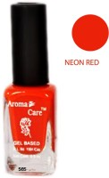Aroma Care Red Matte Nail Polish BL CAP 565 Red,(9 ml) - Price 125 37 % Off