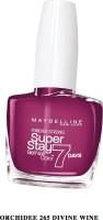 Maybelline SUPER STAY GEL NAIL COLOR WINE DIVINE