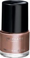 Oriflame Sweden pure colour nail paint bronzed brown(6 ml) - Price 130 34 % Off