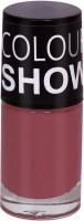 Barrym Nail Polish Nc07- Brown(20 ml) - Price 122 65 % Off