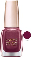Lakme True Wear Nail Color Reds & Maroons BM104