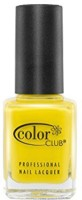 Color Club Poptastic Neons Intense Yellow Almost Famous 05AN06 Yellow(1.5 ml)
