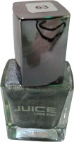 Nail Juice Paint Silver Glitter(9.9 ml) - Price 99 50 % Off