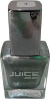 Nail Juice Paint Silver Matt(9.9 ml) - Price 125 36 % Off