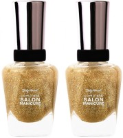 Sally Hansen Complete Salon Manicure Pack of 2 starcrossed-854(29.4 ml, Pack of 2)