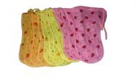 Thakkar New Just Born Printed Cloth Nadi Washable Reusable Hosiery Diaper/Langot (3-6 Months)