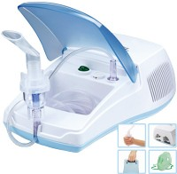 Rossmax NA 100 Nebulizer(White and Blue)