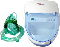 Dr. Morepen JB-CN06 Nebulizer(White,Blue)