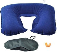 Divinext DI-149 Sleeping-Inflatable Neck Pillow(Multi Color)