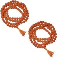 11 Girls 100% Original Nepal Rudraksha Mala With 108 Beads In 6 Mm Size Combo Of 2 Wood Necklace Set