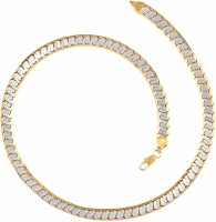 the jewelbox Gold-plated Plated Brass Chain