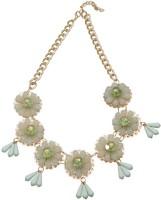 Taj Pearl Fancy Glass Necklace
