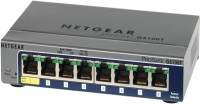 Netgear Prosafe 8-Port Gigabit Smart Network Switch(Silver)