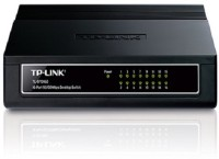 TP-Link TL-SF1016D Network Switch(Black)