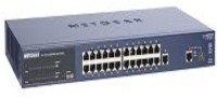 Netgear GS728TP Network Switch(Black)