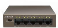 TENDA TE-TEF1105P-4-63W Network Switch(Grey)