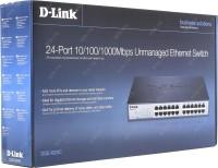 D-Link DGS-1024C Network Switch(Grey)