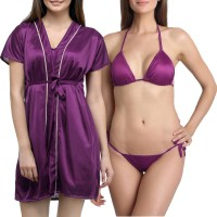 You Forever Women's Robe(Purple)