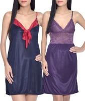 iHeart Women's Nighty(Multicolor)