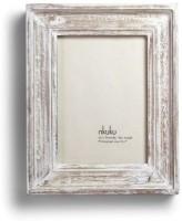 Wood Dekor Photo Frame(White, 1 Photos)