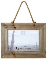 Wood Dekor Photo Frame(Brown, 1 Photos)