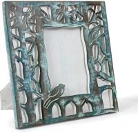 Store Indya Wood Photo Frame(Blue, 1 Photos)